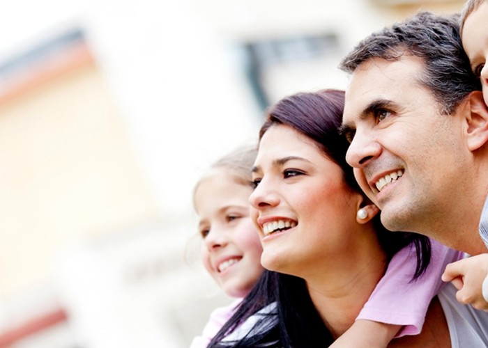 Wie viele m² Wohnfläche brauch eine Familie