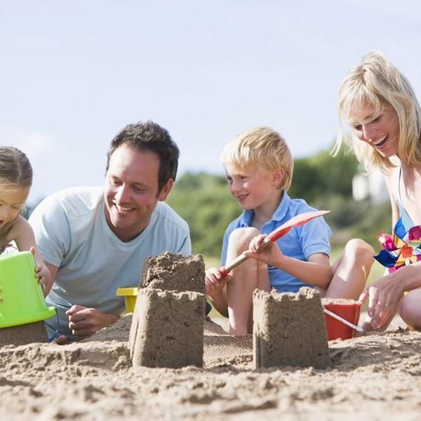 Familienurlaub ganz entspannt!